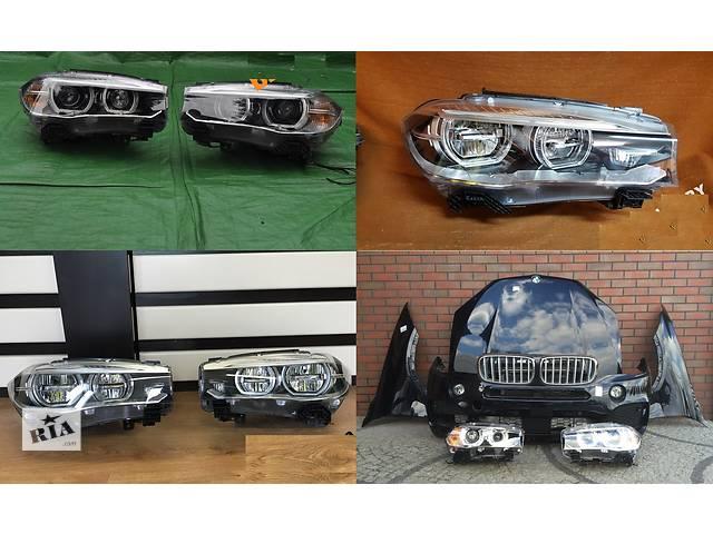 купить бу Б/у фара для легкового авто BMW X5 f15 в Львове