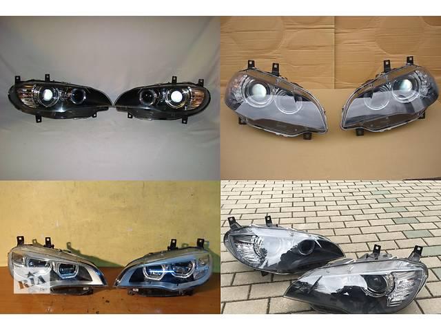 продам Б/у фара для легкового авто BMW X6 E71 бу в Львове