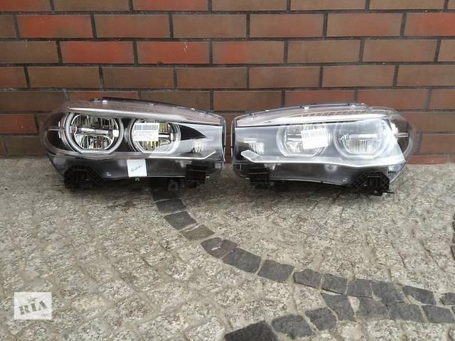 продам Б/у фара для легкового авто BMW X6 F16 бу в Львове