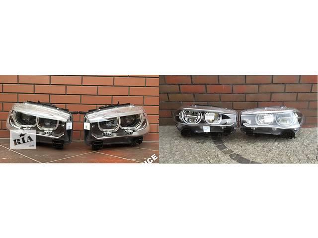 Б/у фара для легкового авто BMW X6 f16- объявление о продаже  в Львове