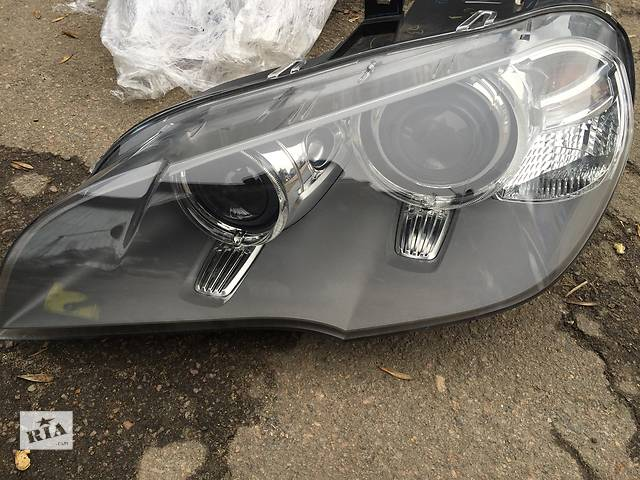 бу Б/у фара для легкового авто BMW X6 в Ровно