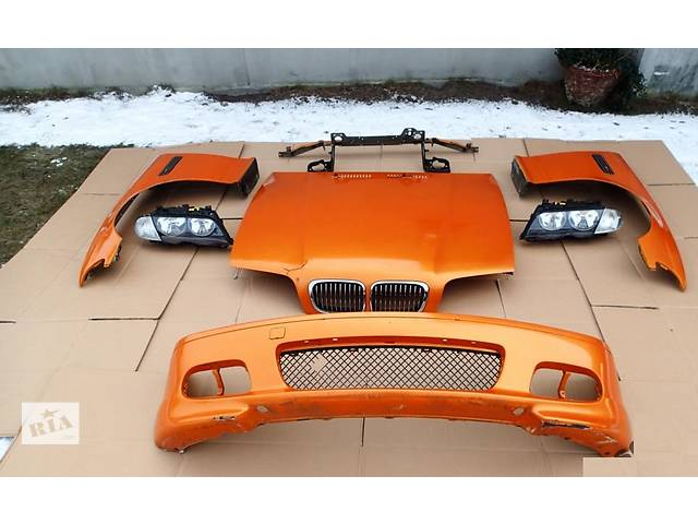 продам Б/у фара для легкового авто BMW Z3 e36 бу в Львове
