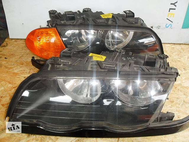 купить бу Б/у фара для легкового авто BMW46 (1998-2001) дорестайл в Луцке