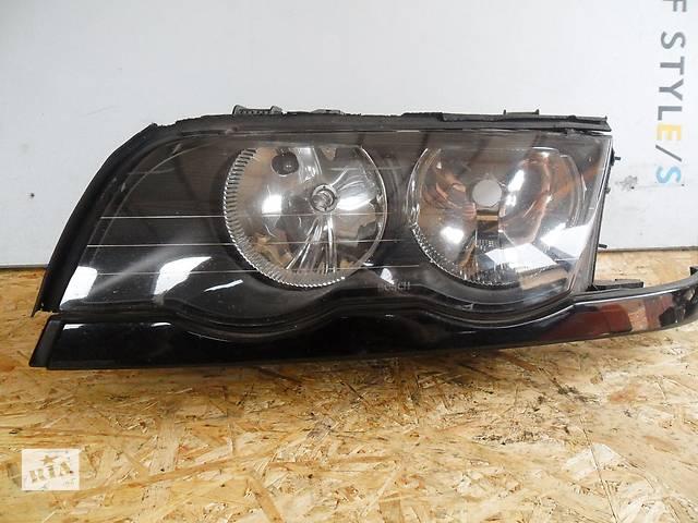 Б/у фара для легкового авто BMW46 (1998-2001) дорестайл левая- объявление о продаже  в Луцке