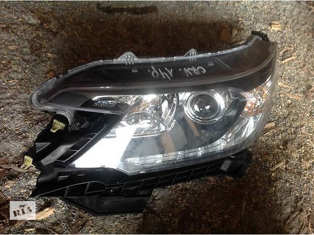 купить бу Б/у фара для легкового авто Honda CR-V в Ровно