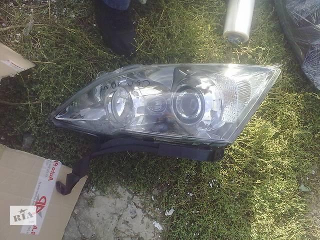 бу Б/у фара для легкового авто Honda CR-V в Ровно
