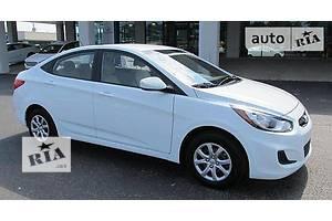 б/у Фары Hyundai Accent