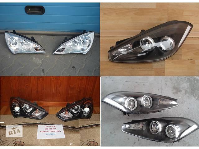 продам Б/у фара для легкового авто Hyundai Coupe бу в Львове