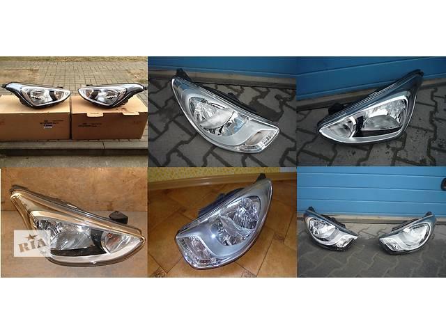 купить бу Б/у фара для легкового авто Hyundai i10 в Львове
