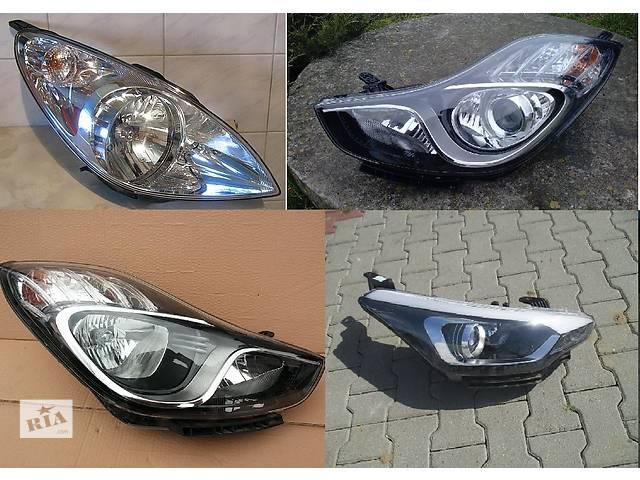 купить бу Б/у фара для легкового авто Hyundai i20 в Львове