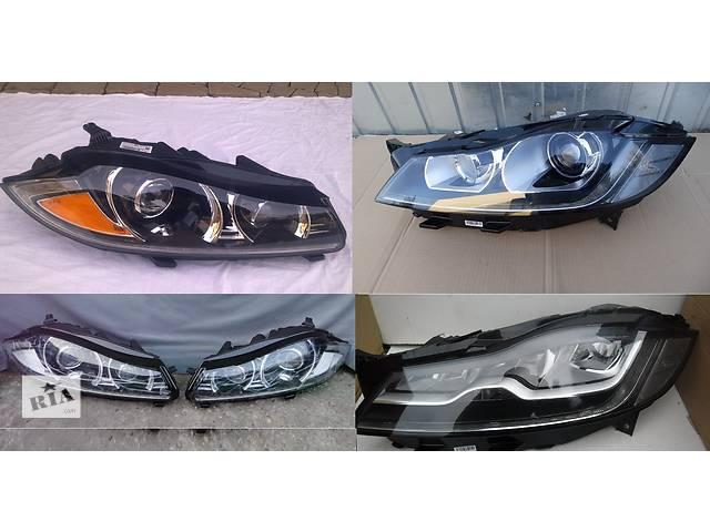 продам Б/у фара для легкового авто Jaguar XF бу в Львове