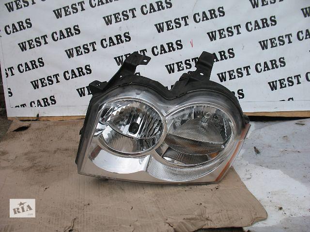купить бу Б/у фара для легкового авто Jeep Grand Cherokee 2005 в Луцке