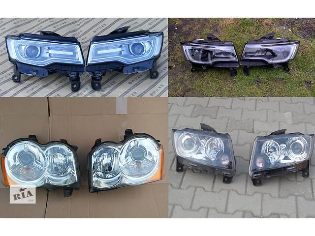 Б/у фара для легкового авто Jeep Grand Cherokee- объявление о продаже  в Львове