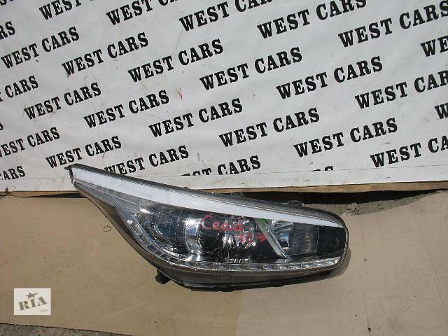 купить бу Б/у фара для легкового авто Kia Ceed 2013 в Луцке