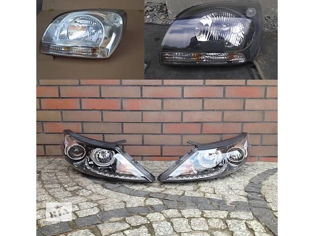 бу Б/у фара для легкового авто Kia Sportage в Львове
