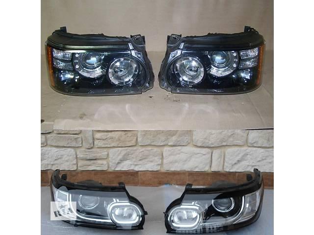 продам Б/у фара для легкового авто Land Rover Range Rover Sport бу в Львове