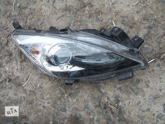 продам Б/у фара для легкового авто Mazda 3 MPS бу в Ровно