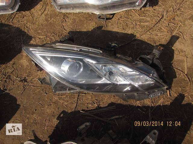 продам Б/у фара для легкового авто Mazda 6 бу в Ровно