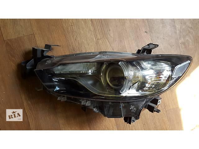 купить бу Б/у фара для легкового авто Mazda 6 в Ровно