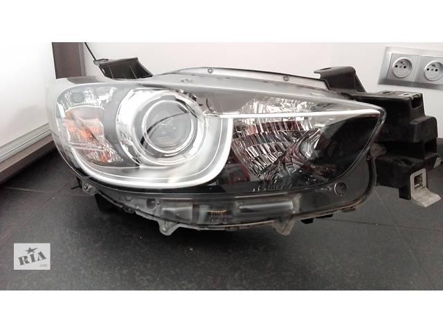 купить бу Б/у фара для легкового авто Mazda CX-5 в Ровно
