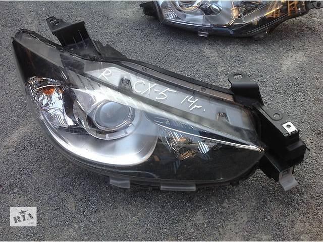 продам Б/у фара для легкового авто Mazda CX-5 бу в Ровно