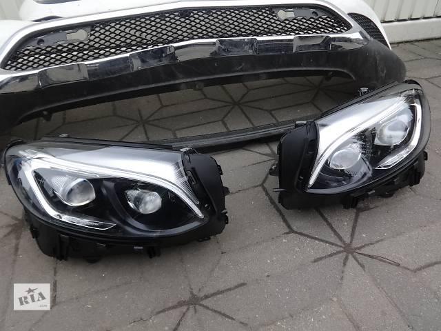 купить бу Б/у фара для легкового авто Mercedes GLC-Class w253 в Львове