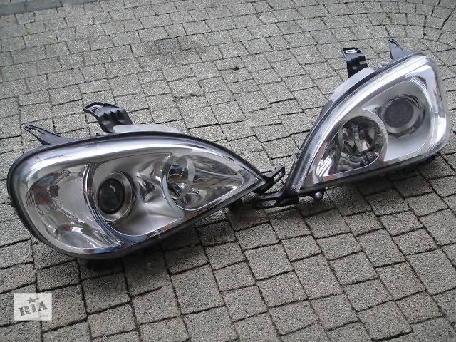 продам Б/у фара для легкового авто Mercedes ML-Class w163 00-05 бу в Львове