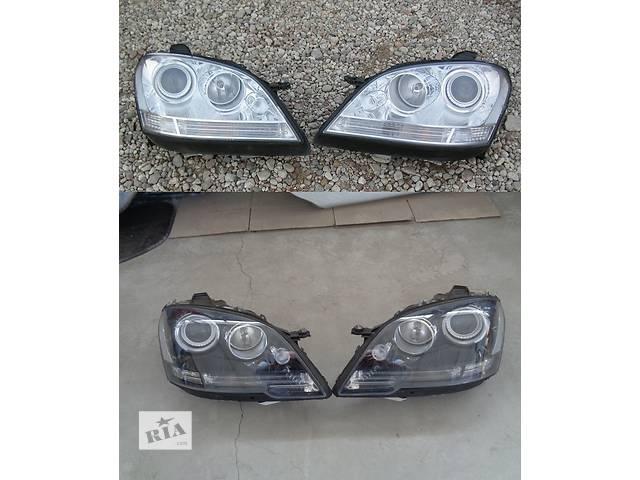 продам Б/у фара для легкового авто Mercedes ML-Class w164 05-11 бу в Львове