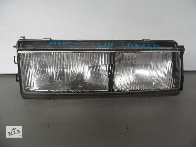 Б/у фара для легкового авто Mitsubishi Lancer 6 (1988-1991) правая- объявление о продаже  в Луцке