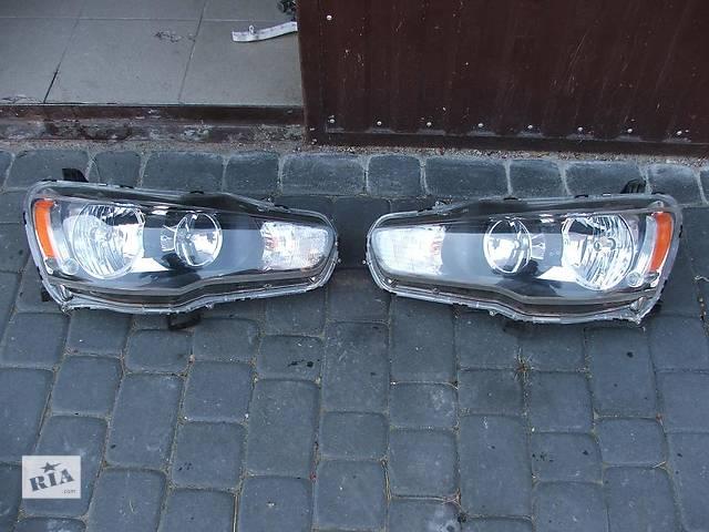 бу Б/у фара для легкового авто Mitsubishi Lancer X в Ровно
