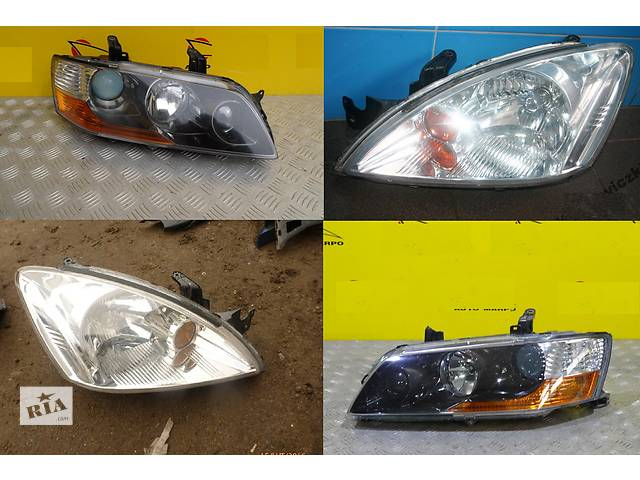 продам Б/у фара для легкового авто Mitsubishi Lancer бу в Львове