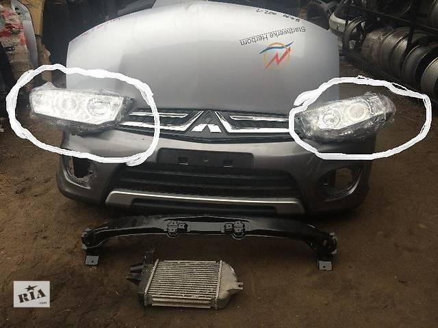 продам Б/у фара для легкового авто Mitsubishi Pajero Sport бу в Киеве