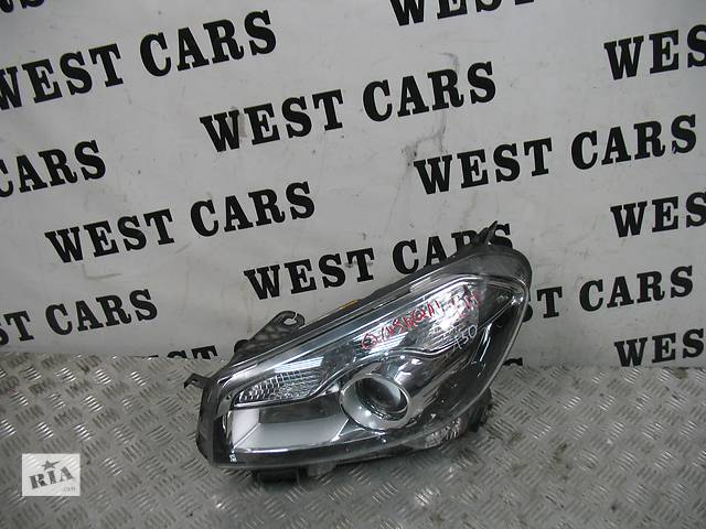 бу Б/у фара для легкового авто Nissan Qashqai 2010 в Луцке