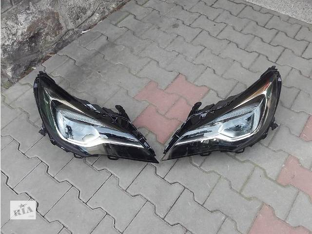 купить бу Б/у фара для легкового авто Opel Astra K в Львове