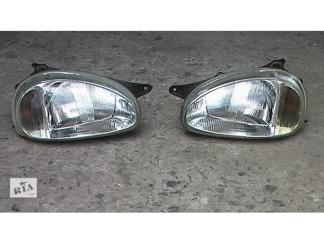 Б/у фара для легкового авто Opel Corsa- объявление о продаже  в Сумах