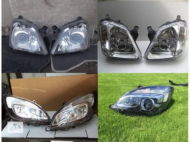 купить бу Б/у фара для легкового авто Opel Meriva в Львове