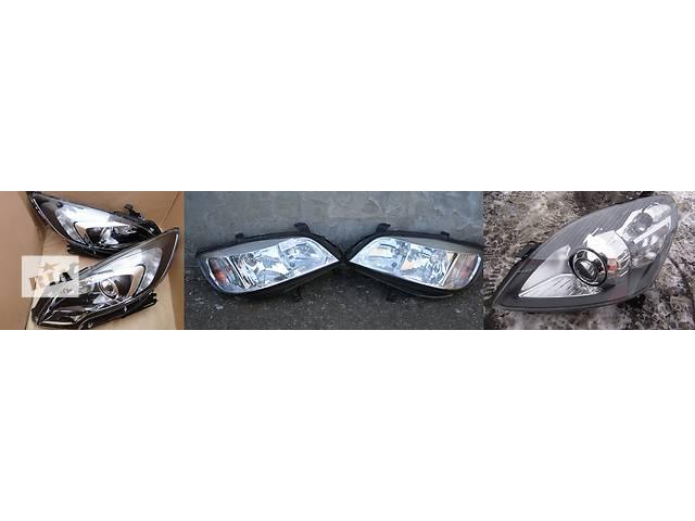 продам Б/у фара для легкового авто Opel Zafira бу в Львове