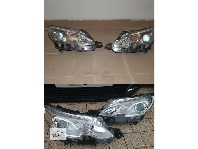 продам Б/у фара для легкового авто Peugeot 2008 бу в Львове