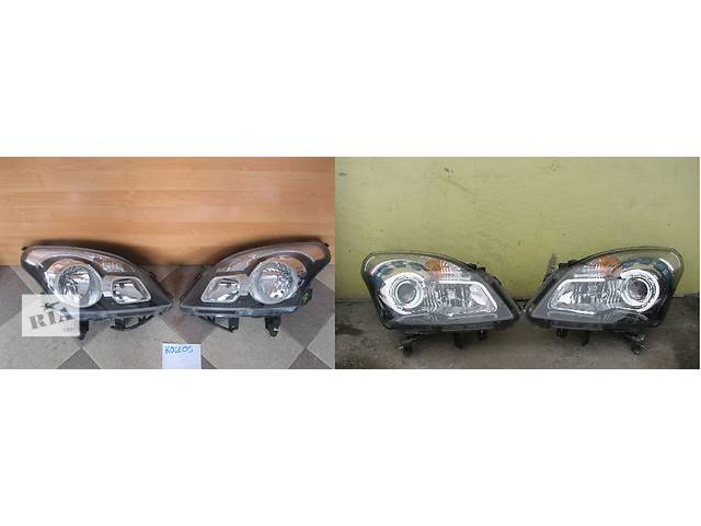 купить бу Б/у фара для легкового авто Renault Koleos в Львове