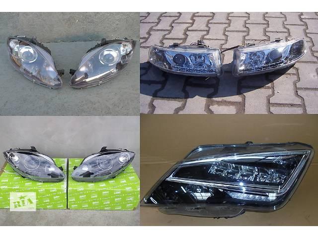 Б/у фара для легкового авто Seat Toledo- объявление о продаже  в Львове