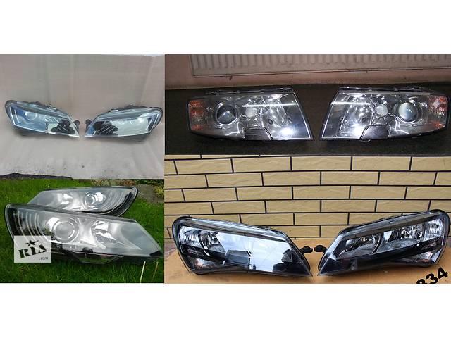 купить бу Б/у фара для легкового авто Skoda SuperB в Львове
