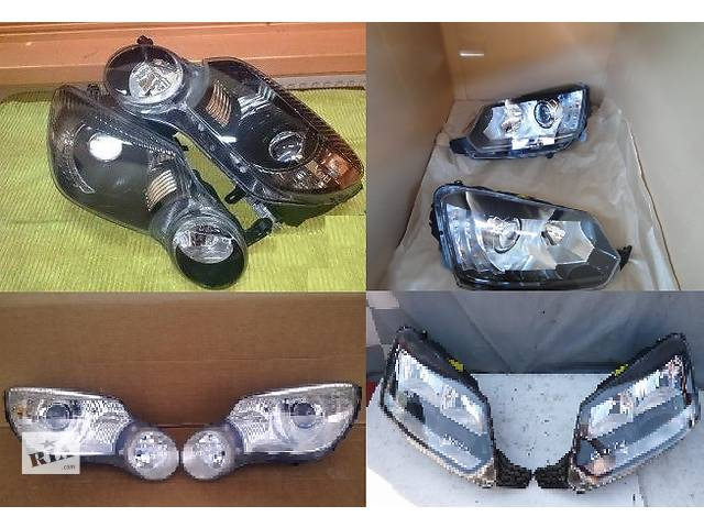 продам Б/у фара для легкового авто Skoda Yeti бу в Львове