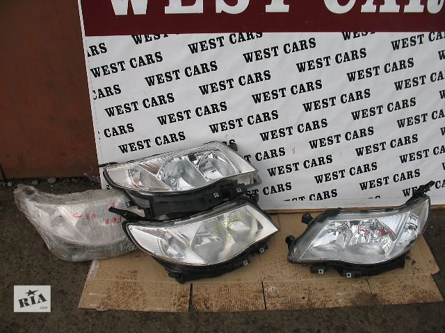 продам Б/у фара для легкового авто Subaru Forester 2009 бу в Луцке