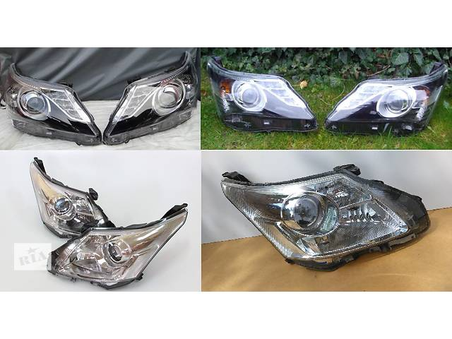 продам Б/у фара для легкового авто Toyota Avensis t27 бу в Львове