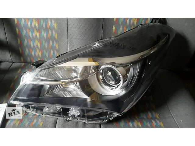 купить бу Б/у фара для легкового авто Toyota Yaris в Киеве