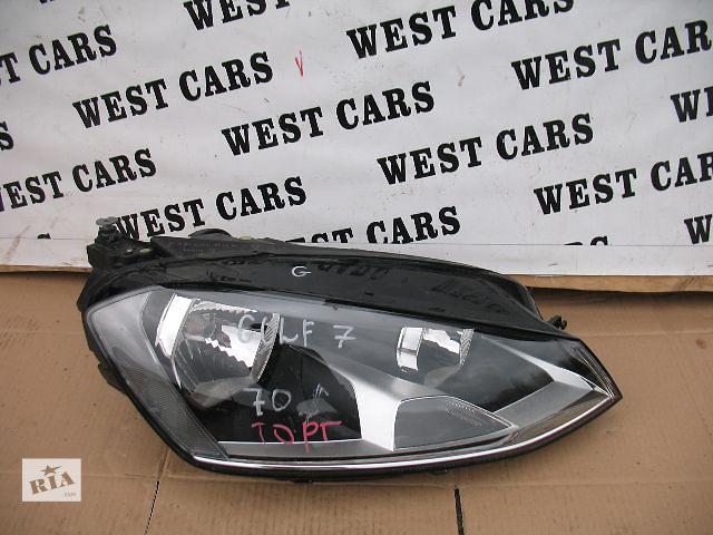 продам Б/у фара для легкового авто Volkswagen Golf VII бу в Луцке