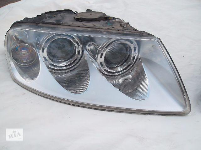 купить бу Б/у фара для легкового авто Volkswagen Touareg 2005 в Сумах