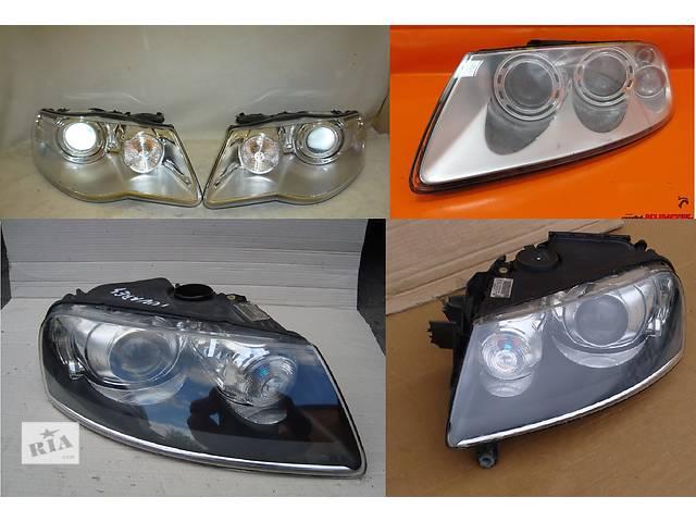 продам Б/у фара для легкового авто Volkswagen Touareg 7l 02-10  бу в Львове