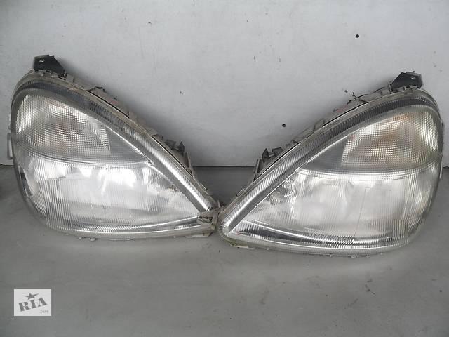 Б/у фара для минивена Mercedes A-Class W 168 (1997-2004)- объявление о продаже  в Луцке