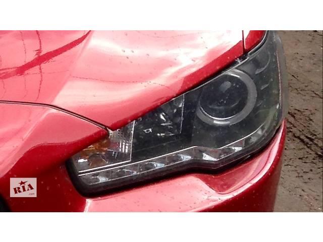 продам Б/у фара для седана Mitsubishi Lancer X бу в Харькове